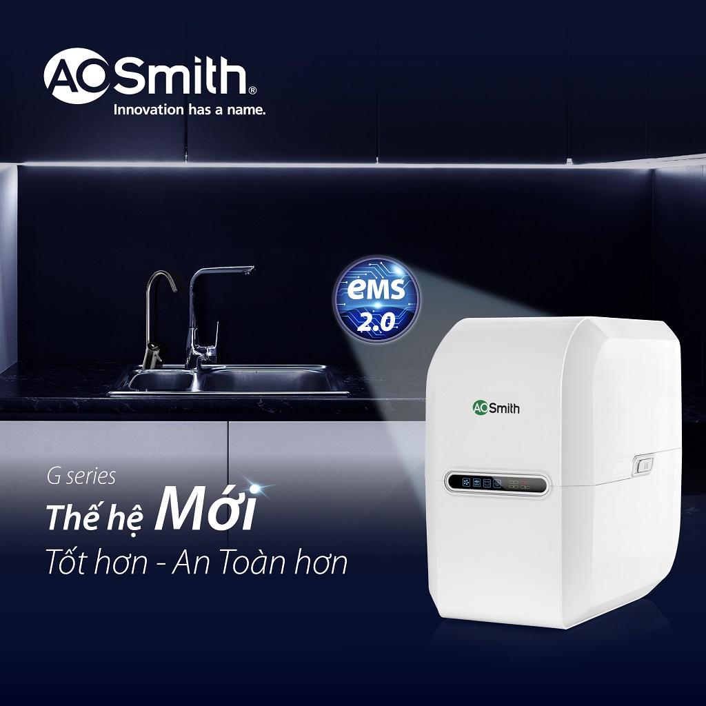 máy lọc nước AOSmith-G1