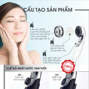 Lọc nước vòi sen tắm Cleansui ES301