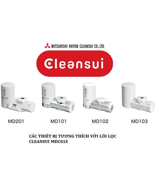 Lõi lọc CleanSui MDC01E-S / EFC21