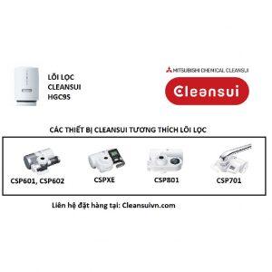 Lõi lọc CleanSui HGC9E-S / EFC11